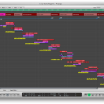 Go Home Megamix - Logic Pro screenshot