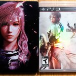 Final Fantasy XIII-2 PS3 game cases